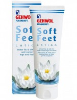 Gehwol fusskraft soft feet 125 мл  - Сosmoburg