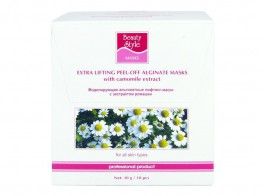 Beauty Style Alginate Collagen Mask with Camomile Extract 30 гр - Сosmoburg