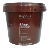 Kapous Magic keratin 500 гр. - Сosmoburg