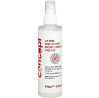 Concept Profy Touch after colouring moisturizing cream 200 мл - Сosmoburg