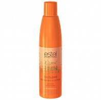 Estel Curex Sunflower Shampoo 300 мл. - Сosmoburg