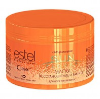 Estel Curex Sunflower Mask 500 мл - Сosmoburg