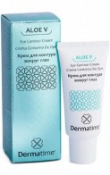 Dermatime Aloe V Eye Contour Cream 30 мл. - Сosmoburg